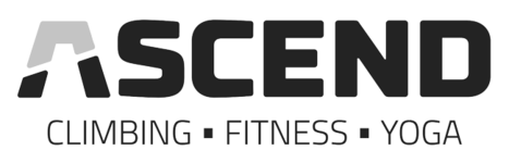 Ascend Rock Climbing Gym logo