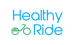 Healthy Ride Bike Sharing Program logo